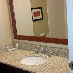 Отель Comfort Inn The Pointe США, Ниагара-Фолс - отзывы, цены и фото номеров - забронировать отель Comfort Inn The Pointe онлайн ванная фото 2