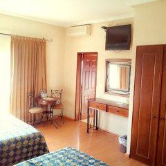 Hotel Alcazar удобства в номере