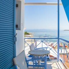 Отель Stephanie Rooms Греция, Агистри - отзывы, цены и фото номеров - забронировать отель Stephanie Rooms онлайн балкон