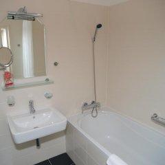 Апартаменты City Apartment Прага ванная