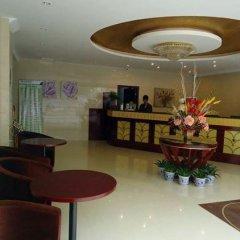 GreenTree Inn Suzhou Wuzhong Hotel интерьер отеля