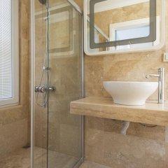 Отель Villa Tuna by Akdenizvillam Патара ванная фото 2