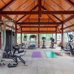 Отель The Residence Resort & Spa Retreat фитнесс-зал