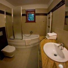 Отель Apartamenty Convallis Косцелиско ванная фото 2