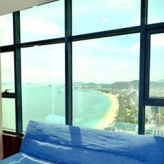 Апартаменты Sunrise Ocean View Apartment Номер Делюкс фото 10
