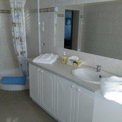 Отель Wellness Pension Rainbow Чехия, Карловы Вары - отзывы, цены и фото номеров - забронировать отель Wellness Pension Rainbow онлайн ванная