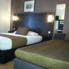 Отель Hôtel Derby Eiffel комната для гостей