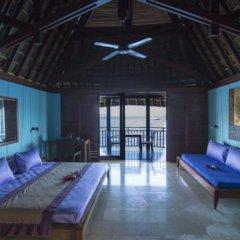 Отель Oa Oa Lodge Французская Полинезия, Бора-Бора - отзывы, цены и фото номеров - забронировать отель Oa Oa Lodge онлайн комната для гостей фото 3