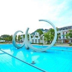 Ha Long Trendy Hotel бассейн фото 2