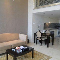 Отель Guangzhou Grand View Golden Palace Apartment Китай, Гуанчжоу - отзывы, цены и фото номеров - забронировать отель Guangzhou Grand View Golden Palace Apartment онлайн комната для гостей фото 3
