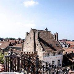Отель Guest House Huyze Die Maene балкон
