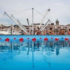Отель Albergo Parigi Италия, Генуя - отзывы, цены и фото номеров - забронировать отель Albergo Parigi онлайн бассейн
