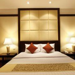 Отель Duangjitt Resort, Phuket 5* Стандартный номер с различными типами кроватей фото 2