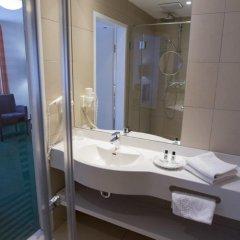 Отель Wald - & Sporthotel Festenburg ванная