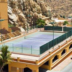 Отель Playa Grande Resort & Grand Spa - All Inclusive Optional Мексика, Кабо-Сан-Лукас - отзывы, цены и фото номеров - забронировать отель Playa Grande Resort & Grand Spa - All Inclusive Optional онлайн спортивное сооружение