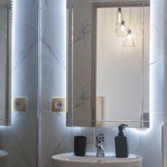 Отель Maria Boutique Suites Венгрия, Будапешт - отзывы, цены и фото номеров - забронировать отель Maria Boutique Suites онлайн ванная фото 2