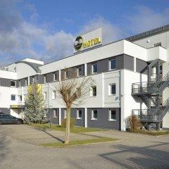 Отель B&B Hotel Leipzig-Nord Германия, Нордост - отзывы, цены и фото номеров - забронировать отель B&B Hotel Leipzig-Nord онлайн парковка