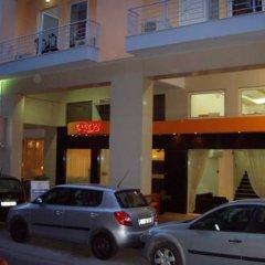 Faros 1 Hotel парковка