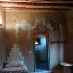Отель Kasbah Panorama Марокко, Мерзуга - отзывы, цены и фото номеров - забронировать отель Kasbah Panorama онлайн ванная