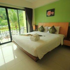 Отель Di Pantai Boutique Beach Resort комната для гостей фото 5