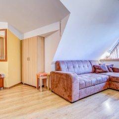 Отель Miodowy Косцелиско комната для гостей
