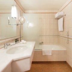 President Hotel Афины ванная