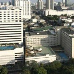 First Hotel балкон