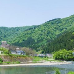 Отель Yumeminoyado Kansyokan Синдзё приотельная территория