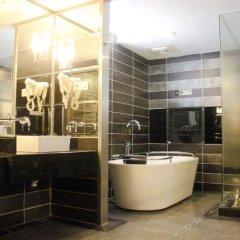 Отель FX Hotel Guan Qian Suzhou Китай, Сучжоу - отзывы, цены и фото номеров - забронировать отель FX Hotel Guan Qian Suzhou онлайн ванная фото 2