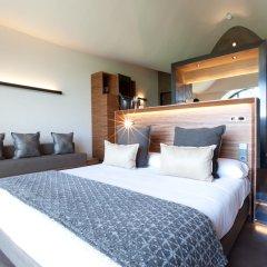 Cava & Hotel Mastinell комната для гостей