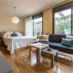 Отель Apartamento Pasaje Sevilla Испания, Мадрид - отзывы, цены и фото номеров - забронировать отель Apartamento Pasaje Sevilla онлайн комната для гостей фото 4