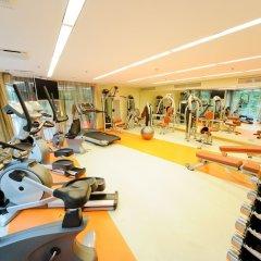 Radisson Blu Elizabete Hotel фитнесс-зал фото 2