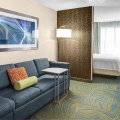 Отель Springhill Suites Columbus Airport Gahanna США, Гаханна - отзывы, цены и фото номеров - забронировать отель Springhill Suites Columbus Airport Gahanna онлайн