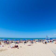 Джемете Отель пляж