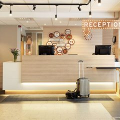 Отель Scandic Örebro Väst Швеция, Эребру - отзывы, цены и фото номеров - забронировать отель Scandic Örebro Väst онлайн интерьер отеля фото 2