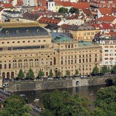 Отель AS Prague Aparts. National Theatre Apt. Old Town Прага городской автобус