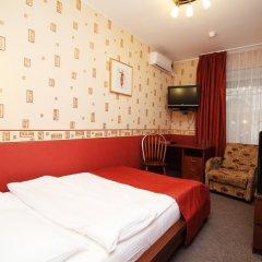 Гостиница Амстердам 3* Стандартный номер с двуспальной кроватью фото 37