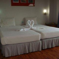 Отель Sapphirtel Inn Бангкок комната для гостей фото 3