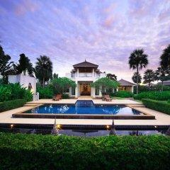 Отель Tadarawadi Pool Villa at Phoenix Golf бассейн фото 3
