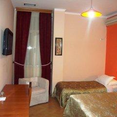 Отель Nobel Hotel Албания, Тирана - отзывы, цены и фото номеров - забронировать отель Nobel Hotel онлайн комната для гостей фото 3