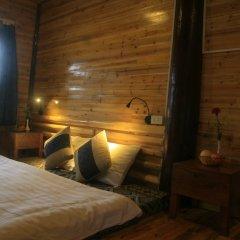 Отель Tavan Ecologic Homestay Вьетнам, Шапа - отзывы, цены и фото номеров - забронировать отель Tavan Ecologic Homestay онлайн комната для гостей фото 2