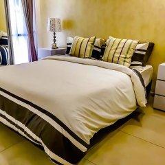 Отель Tropical Garden Pratumnak Паттайя сейф в номере