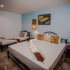 Nirvana Hotel комната для гостей
