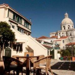 Отель Alfama Terrace Португалия, Лиссабон - отзывы, цены и фото номеров - забронировать отель Alfama Terrace онлайн