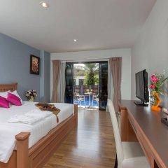 Bhukitta Hotel & Spa комната для гостей фото 5