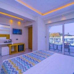 Oceanis Park Hotel - All Inclusive комната для гостей фото 3
