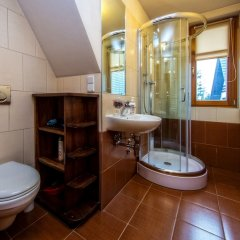 Отель Willa Olga ванная