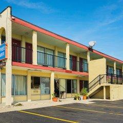 Отель Knights Inn-columbus Колумбус
