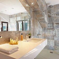 Отель Atalaia Испания, Ирун - отзывы, цены и фото номеров - забронировать отель Atalaia онлайн ванная фото 3