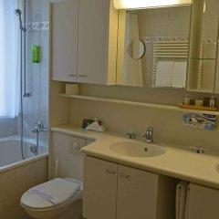 Отель Waldhaus am See Швейцария, Санкт-Мориц - отзывы, цены и фото номеров - забронировать отель Waldhaus am See онлайн ванная фото 2